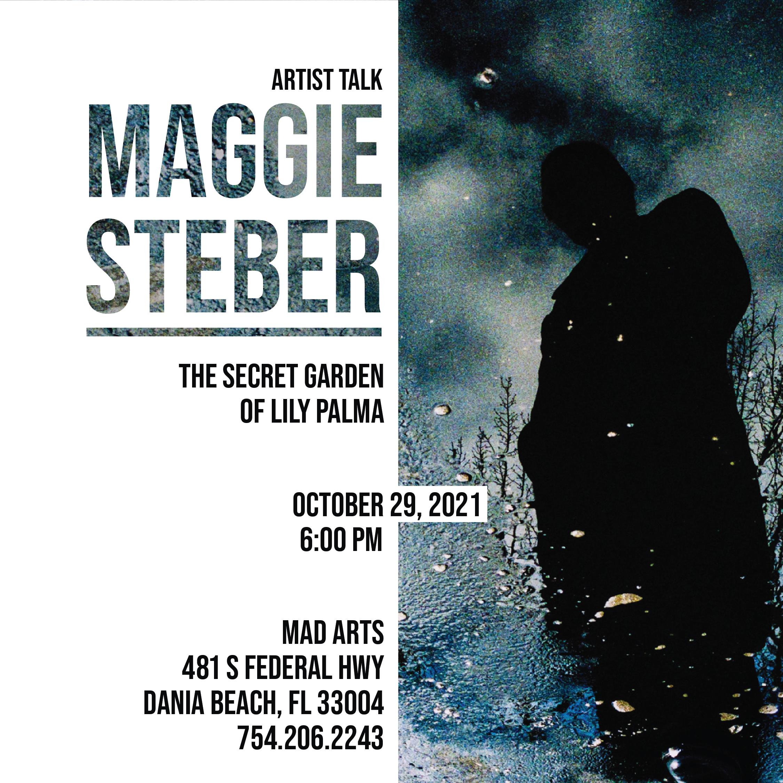 Artist's Talk: Maggie Steber's Secret Garden